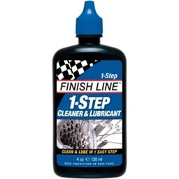 Finish Line One Step 4oz squeeze bottle