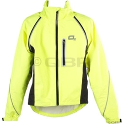 O2 Nokomis Rain Jackets - Yellow
