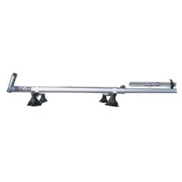 "Rocky Mounts Telescoping Tandem or Single Bike Carrier: 24"" Minimum Crossbar Spacing; 1-Bike"