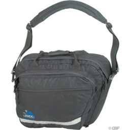 Jandd Commuter Pannier: Right Only; Black - Old Version - No Rain Cover