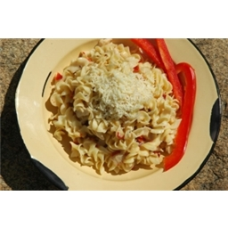 Backpacker's Pantry Fettuccini Alfredo with Chicken: 2 Servings