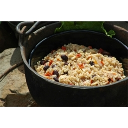 Backpacker's Pantry Jamaician Jerk Rice with Chicken: 2 Servings