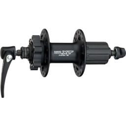 Shimano XT M756A 32h 32 Hole Rear Disc Hub Black