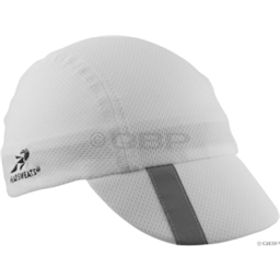 Headsweats Spin Cycle Cycling Cap: White