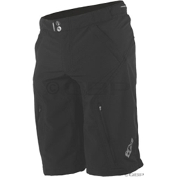 Royal Esquire Cycling Short: Graphite