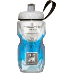 Polar Insulated Water Bottle 12 oz. Blue Fade