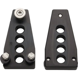 Ride2 Crank Arm Shorteners for 23-28mm wide 9/16 arms