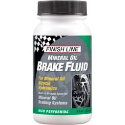 Finish Line Mineral Oil Brake Fluid: 4oz