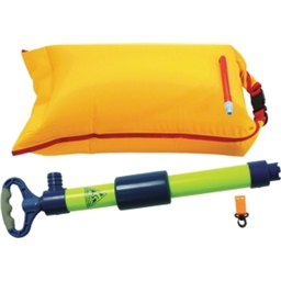 Seattle Sports Company Basic Safety Kit: Bilge Pump, Paddle Float, Whistle