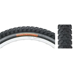 "Primo Dirt Monster BMX Tire 20 x 2.2"" Black"