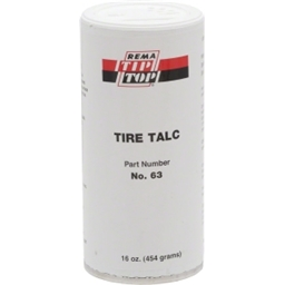 Rema Tire Talc: 16 oz Canister