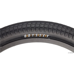 "Odyssey Mike Aitken Tire 20 x 2.35"" All Black"