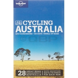 Lonely Planet Travel Guide - Cycling Australia