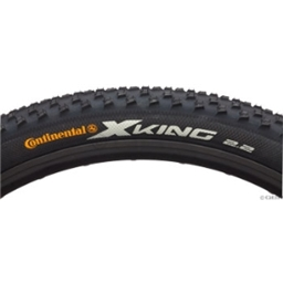 Continental X King Tire 29 x 2.2 Steel Bead Black
