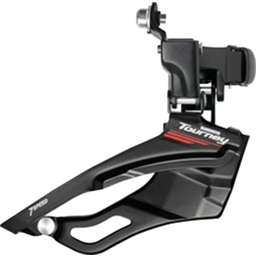 Shimano Tourney A073 3 x 7-Speed Front Derailleur