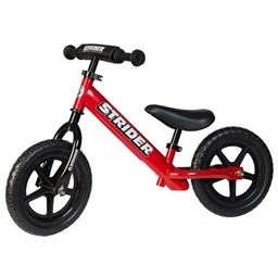Strider 12 Sport Balance Bike Red