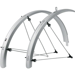 SKS B60 Commuter II Fender Set: Silver 26 x 1.6-2.1