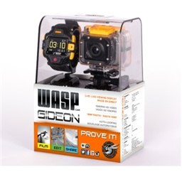 WASPcam 9902 GIDEON Action Sports Camera