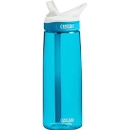CamelBak eddy Water Bottle: 0.75 Liter Rain