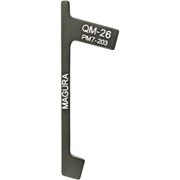Magura QM42 Adaptor for a 203mm Rotor on 160mm Post Mounts