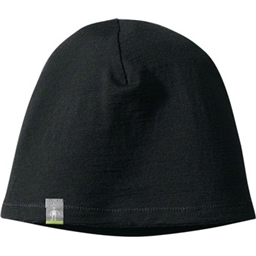 Smartwool Microweight Beanie: Black One Size