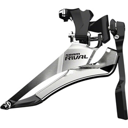 SRAM Rival 22 Braze-on Yaw Front Derailleur with Chainspotter