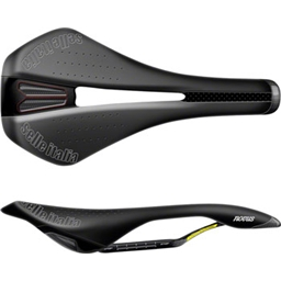 Selle Italia Novus Kit Carbonio Flow Saddle: S Black S2
