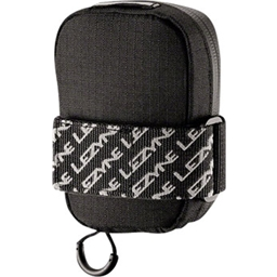 Lezyne Road Caddy Saddle Bag Single Strap Compact: Black