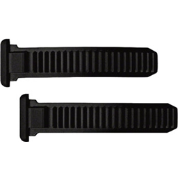Sidi Shoe Replacement Strap for Caliper Buckle: Black
