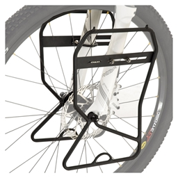 Axiom Suspension and Disc Lowrider Front Rack