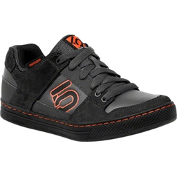 Five Ten Freerider Elements Flat Pedal Shoes: Team Black