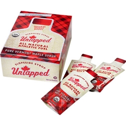 UnTapped Maple Syrup Athletic Fuel Packets: Box of 20