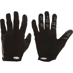 Answer Won Full Finger Glove: Black
