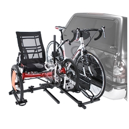 Sunlite Heavy Duty Recumbent Rack With Trike Adaptor