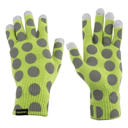 Cycleaware Reflect+ Gloves Yellow MD/LG