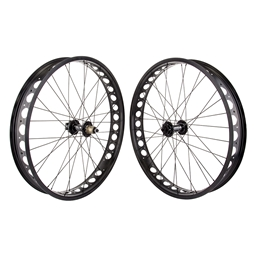 "Origin8 AT-PRO801 Rims with FB-1110 Hubs 26"" XX1 11 Speed Compatible Fatbike Wheelset"