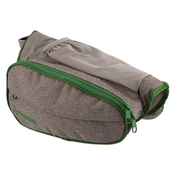 BeetleBag Frame Bag and Convertible Backpack Forest Green