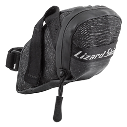 Lizard Skins Cache Saddle Bag Jet Black