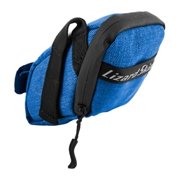 Lizard Skins Micro Cache Saddle Bag Electric Blue