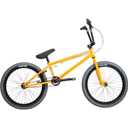 Stolen 2017 Casino XS BMX Bike Tangerine Orange