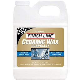 Finish Line Ceramic Wax Lube, 32oz