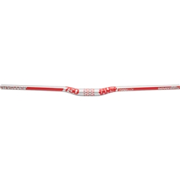 "Answer ProTAPER 750 Handlebar 1/2"" Rise 31.8 Silver/Red"