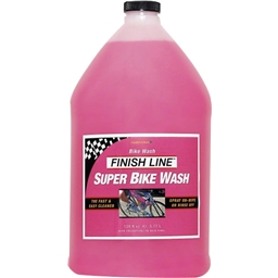 Finish Line Super Bike Wash, 1 Gallon