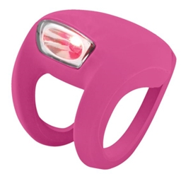 Knog Frog Strobe Rear - Rose