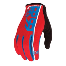Royal Racing Core Glove - Red/Blue/Black - Large