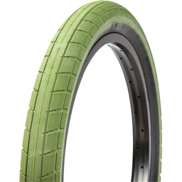 "BSD Donnasqueak Tire 20 x 2.25"" Surplus Green"