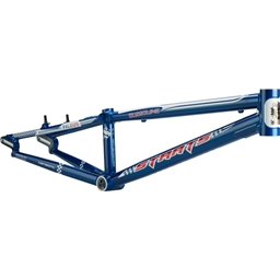 """Staats Bloodline Continental Pro XL Frame 21.25"""" Top Tube French Blue"""