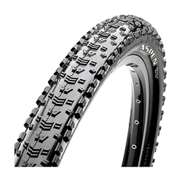 Maxxis Aspen 29 x 2.25 Tubeless Ready Folding Tire 120tpi Dual Compound EXO Casing, Black