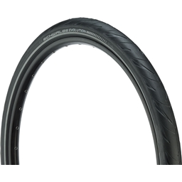 "Schwalbe Marathon Supreme HD Tire, 27.5 x 2"" Folding Bead Black with Reflective Sidewall and HD SpeedGuard Protection"
