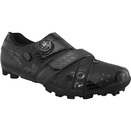 BONT Riot MTB+ BOA Wide Cycling Shoe: Black